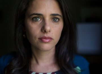 """We won't commit suicide"": Interview with Israeli Justice Minister, Ayelet Shaked"