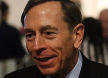 Interview with former CIA Chief Gen. David Petraeus