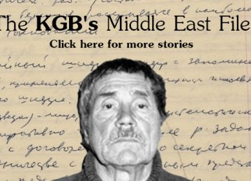 The KGB Vs. The World Jewry and Zionist Organizations: All Means Were Justified