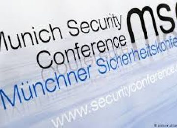 Notes and thoughts from the Munich Security Conference