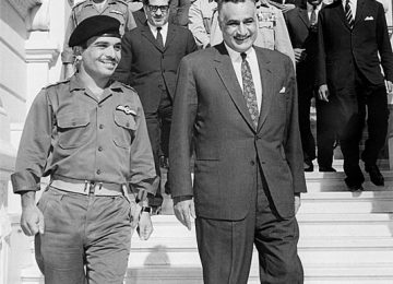 Arab Leaders Convened In Secret, Preparing For War; The Mossad Was Listening
