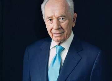 My favorite Shimon Peres quote