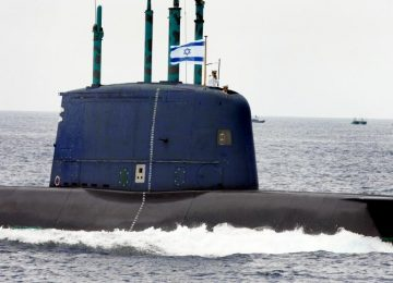 Israel's Deployment of Nuclear Missiles on Subs from Germany