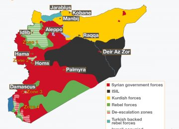Op-Ed: Syrian escalation will end in an apology
