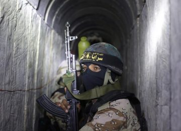 How Israel was caught defenceless against Hamas' tunnels